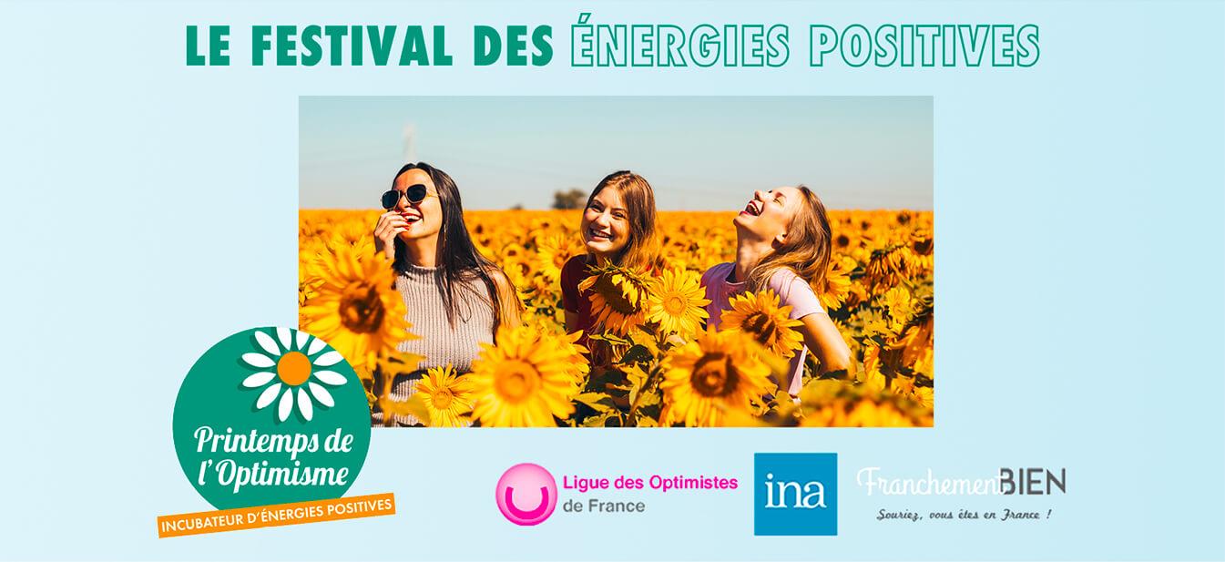 Festival des énergies positives 2021