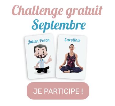 Challenge Happyculture.tv - septembre 2021