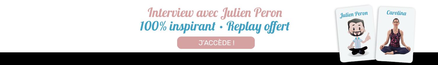 Interview avec Julien Peron sur Happyculture.tv